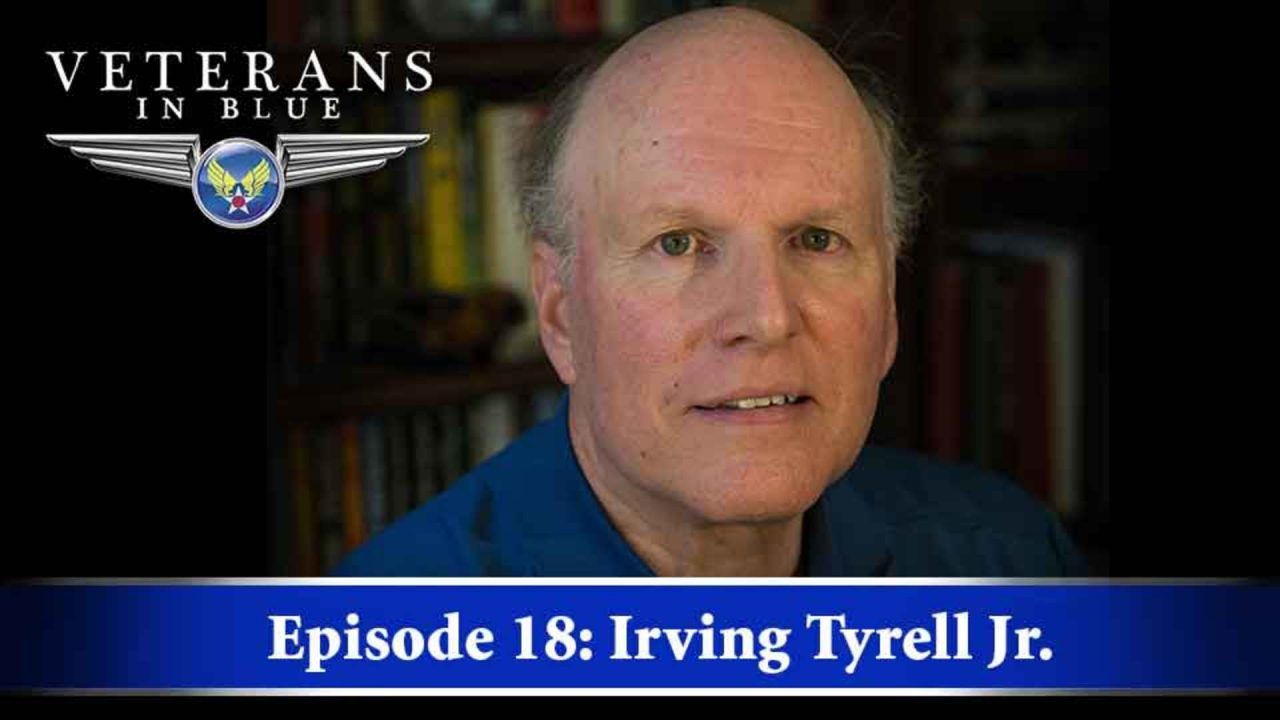 Veterans In Blue – Season 1 – Episode 18: Irving Tyrell Jr.