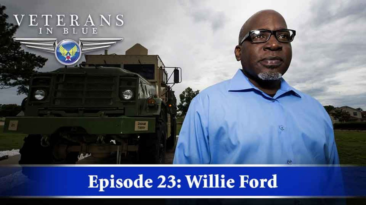 Veterans In Blue – Season 1 – Episode 23: Willie Ford
