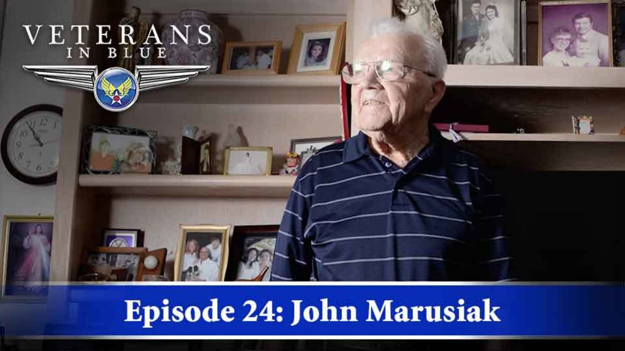 Veterans In Blue – Season 1 – Episode 24: John Marusiak