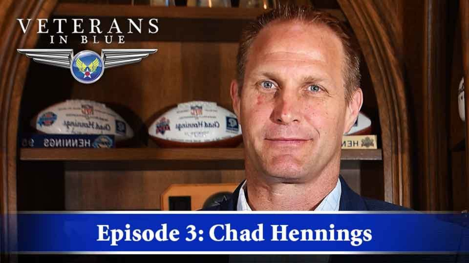 Veterans In Blue – Season 1 – Episode 3: Chad Hennings