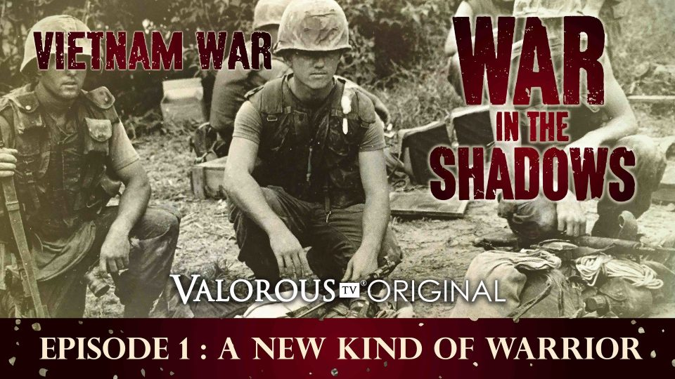 War In The Shadows – Episode 1: A New Kind of Warrior