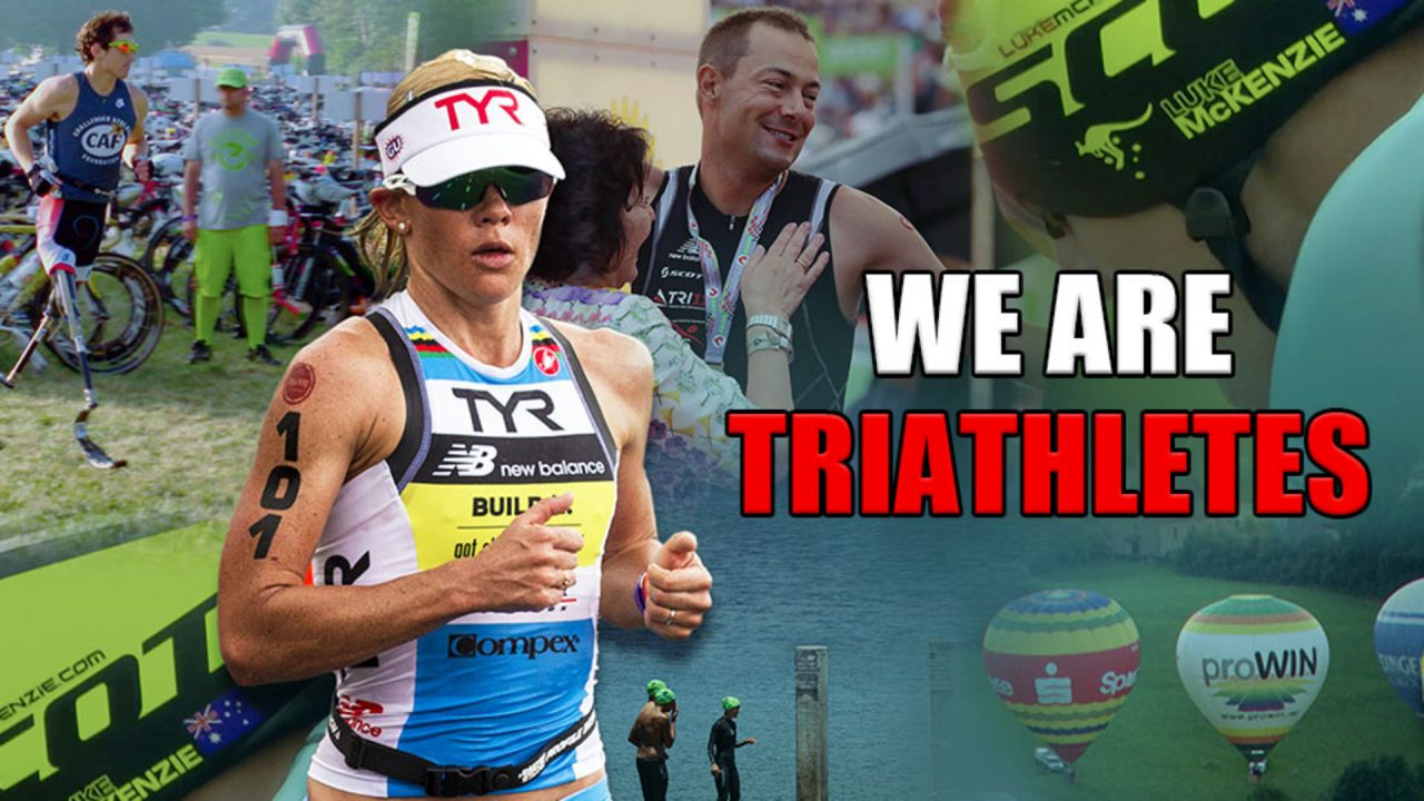 We Are Triathletes Trailer