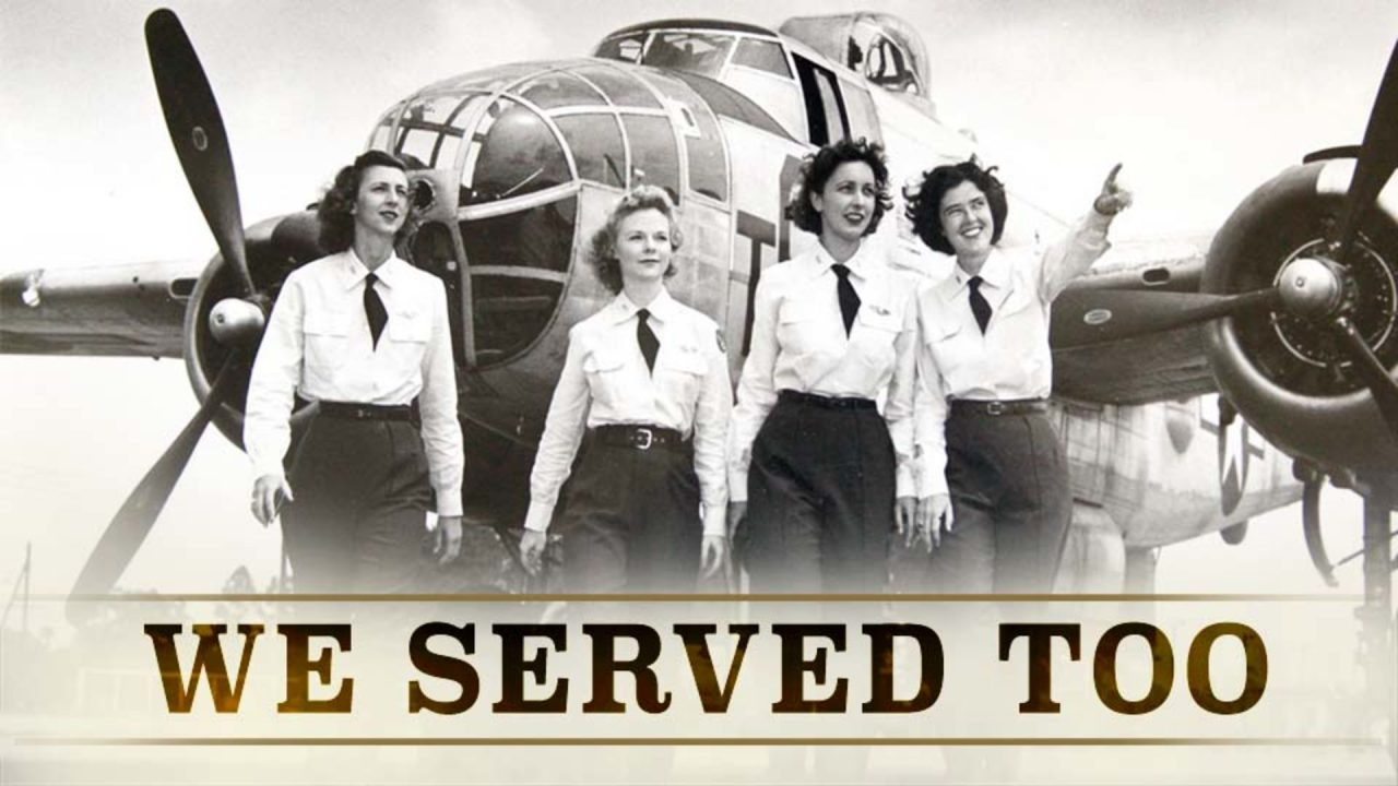 We Served Too Trailer