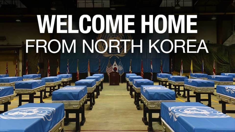 Welcome Home From North Korea