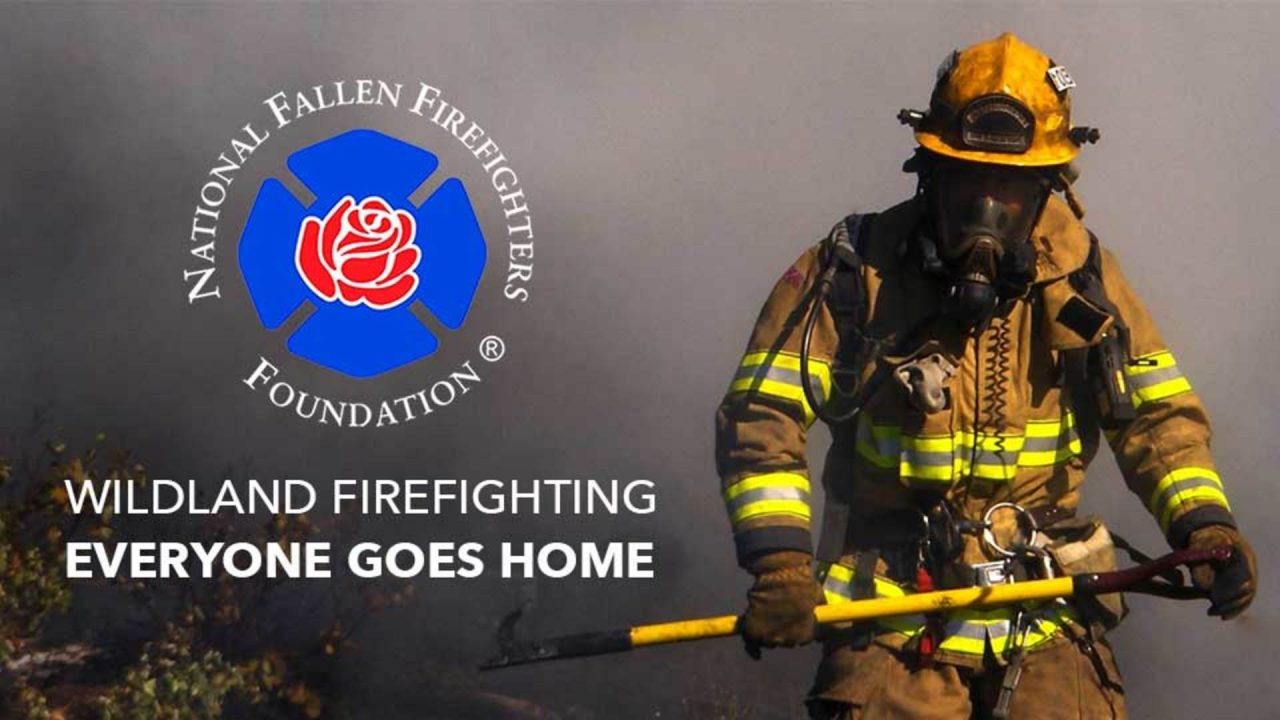 Wildlands Fire Fighting – Everyone Goes Home