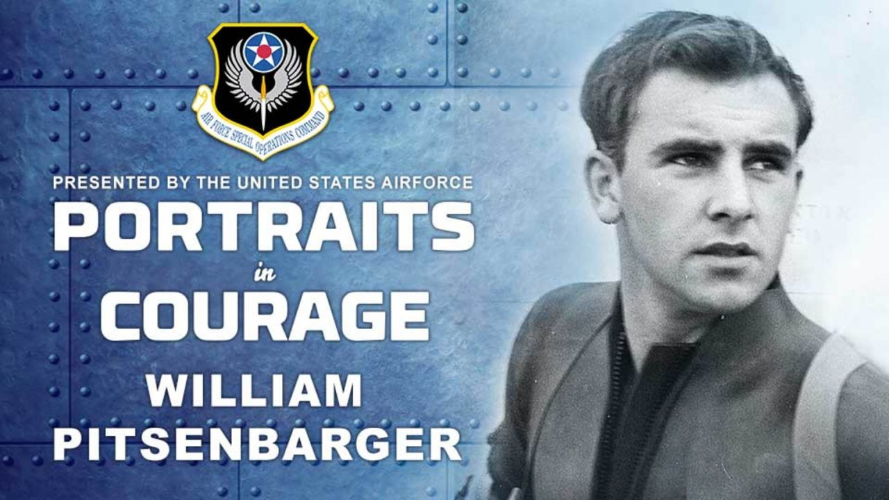 Portraits In Courage – William Pitsenbarger