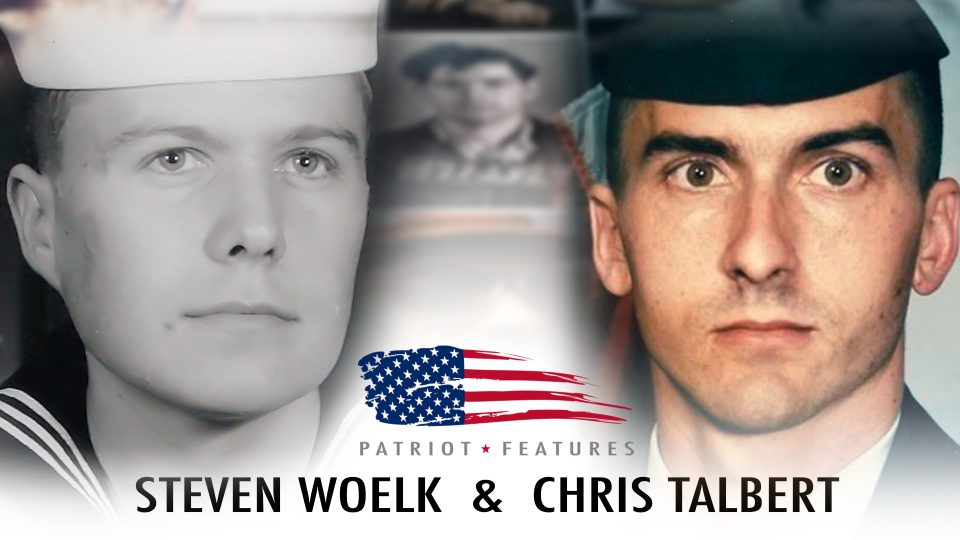 Patriot Features: Woelk/Talbert
