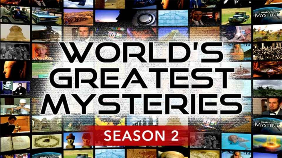 World's Greatest Mysteries Season 2