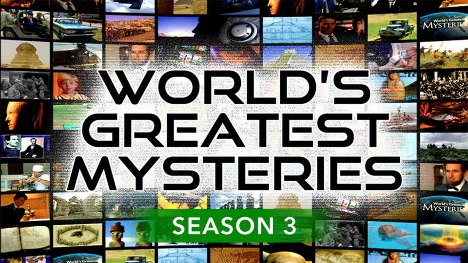 World's Greatest Mysteries: Season 3 Trailer