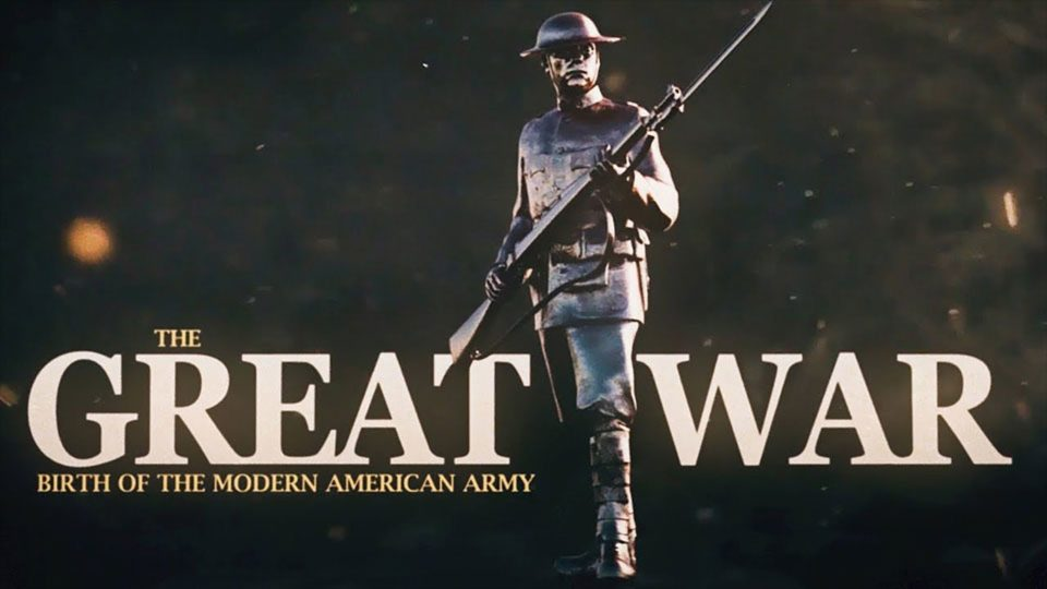 World War I - The Great War 100th Year Anniversary Part 1
