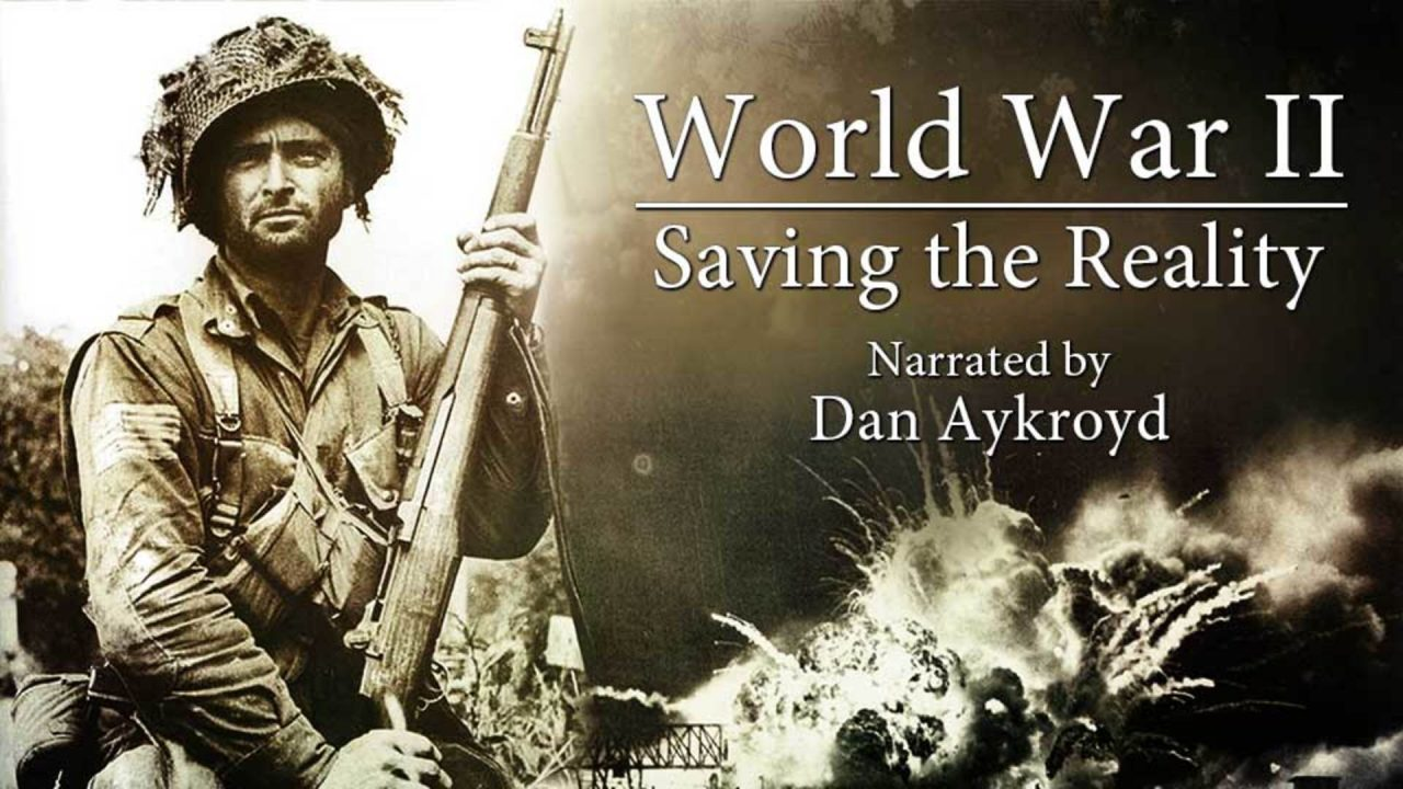 World War II: Saving the Reality