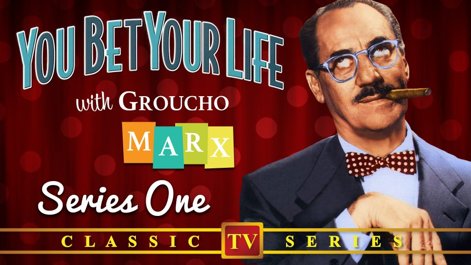 You Bet Your Life - Series 1